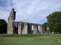 аббатство glastonbury somerset Стоковое фото RF