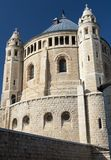 Аббатство Hagia Мария Sion Стоковое Изображение RF