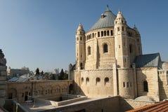 Аббатство Hagia Sion Стоковое Изображение