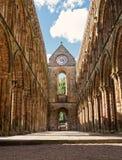 Аббатство Jedburgh, Шотландия Стоковые Изображения RF