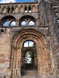 Аббатство Jedburgh, Шотландия Стоковые Изображения