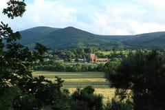 Аббатство lhbim, новое аббатство, Dumfries, Шотландия Стоковое Изображение RF