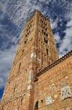 Аббатство Pomposa - бенедиктинский монастырь, Италия Стоковые Фото