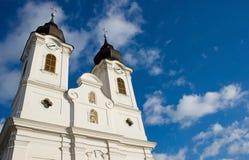 аббатство tihany Стоковые Фото