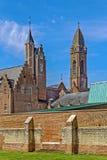 Аббатство Tongerlo, Бельгия стоковое изображение