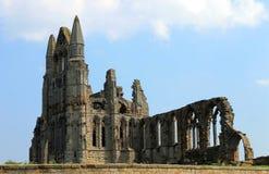 аббатство whitby Стоковые Изображения RF