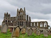аббатство whitby Стоковые Фото