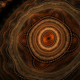 аборигенная абстрактная предпосылка иллюстрация вектора