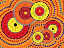 аборигенная конструкция Стоковые Изображения RF