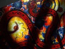 аборигенное искусство Стоковое Фото