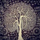 аборигенное искусство Стоковые Изображения RF