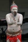Аборигенные танцоры стоковая фотография