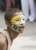 Аборигенные люди Стоковая Фотография RF