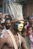Аборигенные люди Стоковая Фотография