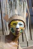 Аборигенные люди Стоковое Изображение