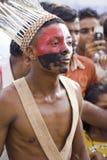 Аборигенные люди Стоковые Изображения