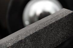 Абразивный диск для выравнивать меля камень стоковые фотографии rf