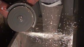 Абразивный диск Шлифовальный станок сток-видео