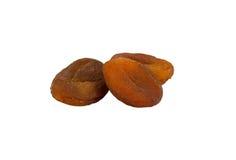 абрикосы высушили естественное стоковая фотография