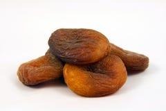 абрикосы высушили естественное стоковая фотография rf