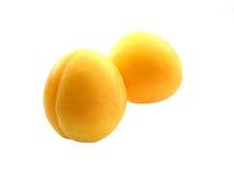 абрикосы 2 Стоковые Фотографии RF