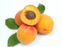 абрикосы Стоковые Изображения