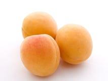 абрикосы 3 стоковое фото
