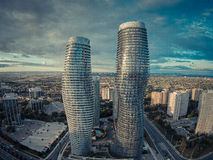 Абсолютные башни мира Стоковая Фотография RF
