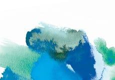 абстрактная акварель изображения стоковая фотография rf