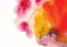 абстрактная акварель изображения стоковые изображения rf
