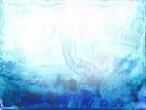 абстрактная акварель предпосылки Стоковые Изображения