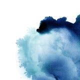 абстрактная акварель Стоковое Фото