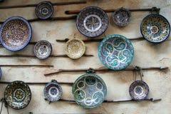 абстрактная аравийская стена Стоковая Фотография RF