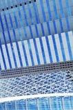 абстрактная архитектурноакустическая деталь Стоковая Фотография RF