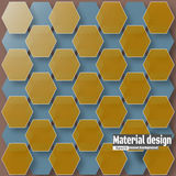 абстрактная архитектурноакустическая деталь Стоковое Изображение