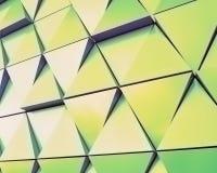 абстрактная архитектурноакустическая картина Стоковая Фотография