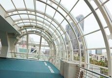 абстрактная архитектурноакустическая разбивочная конвенция diego san Стоковое Изображение RF