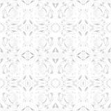 Абстрактная безшовная акриловая орнаментальная картина Безшовная текстура в стиле импрессионизма для сети, печати, обручей, ткани Стоковая Фотография RF