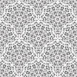 Абстрактная безшовная геометрическая картина вектора Стоковое Фото