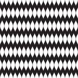 Абстрактная безшовная геометрическая картина - остроконечная сетка иллюстрация штока