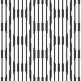 Абстрактная безшовная геометрическая предпосылка, полигоны от линий Стоковые Фото