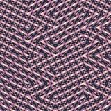 Абстрактная безшовная картина вектора пересекать раскосное orname Стоковые Фотографии RF