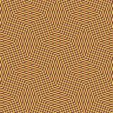Абстрактная безшовная картина вектора пересекать раскосные орнаменты Стоковая Фотография RF