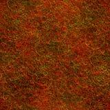 Абстрактная безшовная картина нарисованная на компьютере в красно--orang Стоковая Фотография
