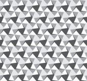 Абстрактная безшовная картина от углов Обман зрения движения Спокойное здание изображения бесплатная иллюстрация