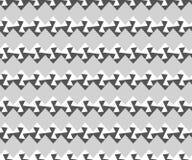 Абстрактная безшовная картина от углов Обман зрения движения Спокойное здание изображения иллюстрация штока