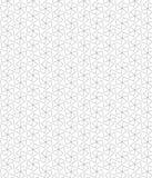 Абстрактная безшовная картина от углов Обман зрения движения Спокойное здание изображения иллюстрация вектора