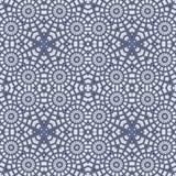 Абстрактная безшовная картина цвета Стоковые Изображения