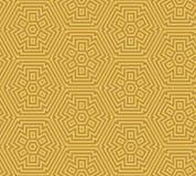 Абстрактная безшовная картина цвета иллюстрация вектора