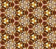 Абстрактная безшовная картина Стоковые Фотографии RF